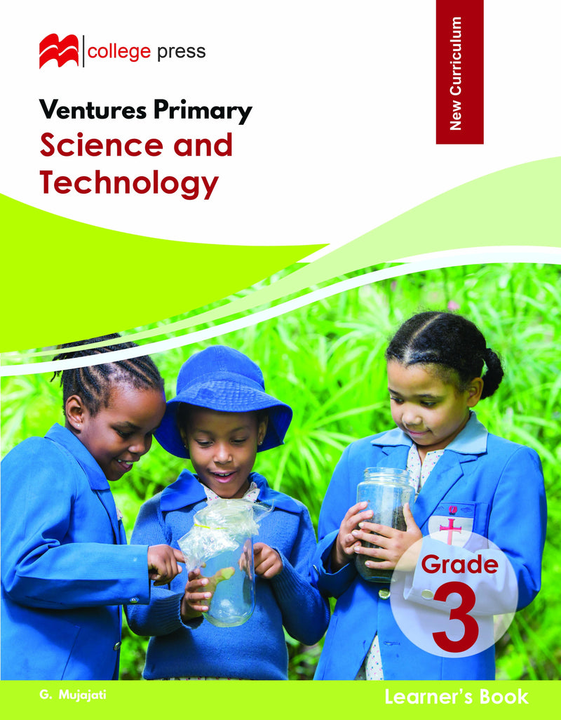 Ventures Primary Science and Technology Learner's Grade 3 Book