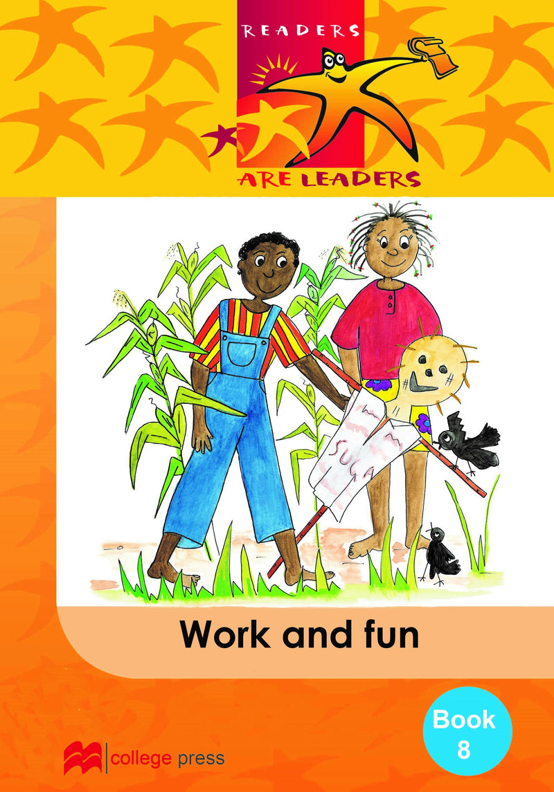 Readers are leaders Book 8- Work and Fun