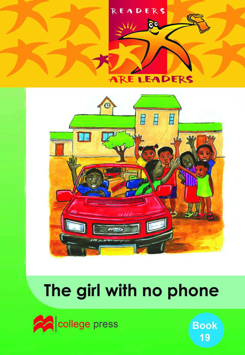 Readers are leaders Book 19- The girl with no phone