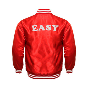 "Easy - ""Nothing New"" Red Tour Jacket"