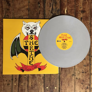 "The Shrine - Bless Off 12"" Grey Vinyl"