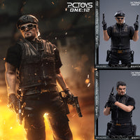 (Preorder) Pctoys 1/12 Expendables Stallone PC021 action figure