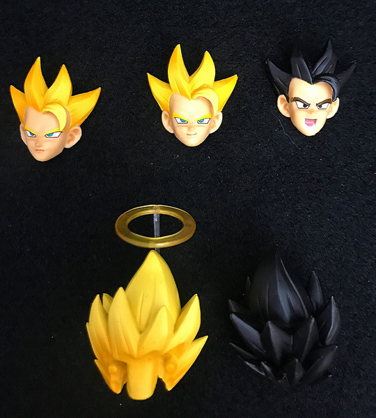 (Stock) Kong studio custom Gugeta headsculpts kit Kong005