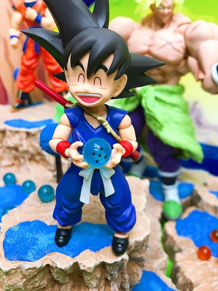 [Stock] AF Dragon balls blue and yellow 2 sets pack