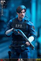 (Preorder) Lim toys 1/12 RE series  RE police officer A and S version 1/12 cloth action figure