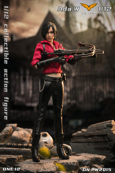(Preorder) Pwtoys 1/12 RE Ada. W action figure