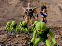 (Stock) GBB DBZ vegetablemen Set of 6 (Version 1+ Version 2)