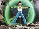(Stock) CEA Class E Adventure Android 17 and 17S 2 figure set