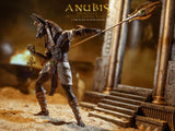 (USA Stock )Anubis Guardian of the Underworld 1/12 Scale Figure