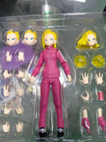 (Preorder) CEA Android No. 18 action figure 6 inches