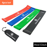 Resistance Band Set Latex Gym Strength Fitness Band