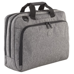 "Delsey Esplanade 15.6"" 2 Compartment Laptop Bag Anthracite"