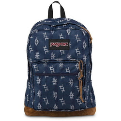 JanSport Right Pack World Backpack | Navy Tokyo Nights