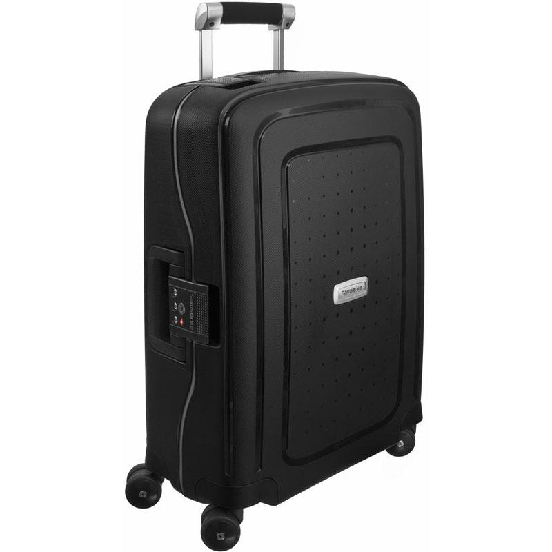 Samsonite S'Cure DLX 55cm/20inch Travel Spinner | Graphite