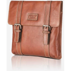 Jekyll & Hide Montana Slimline Montana Cross Body | Brown