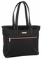 Cellini Allure Ladies Business Tote | Silk Black
