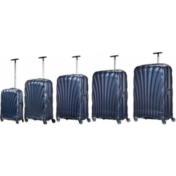 Samsonite Cosmolite (New Spec) Set of 5 Spinners | Midnight Blue