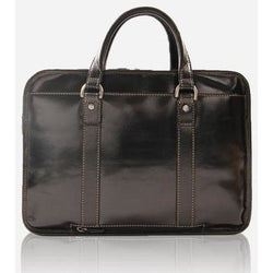 "Jekyll & Hide Oxford 15"" RFID Laptop Briefcase 