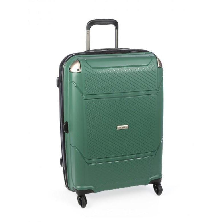 Cellini Exospace 650mm 4 Wheel Trolley Case | Green