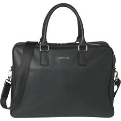 Cerruti Document Bag Thompson | Black
