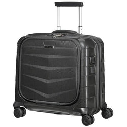 Samsonite Lite-Biz Spinner Rolling Tote with USB Port | Black