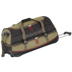 "TravelMate 28"" Multi Pocket Rolling Duffel 