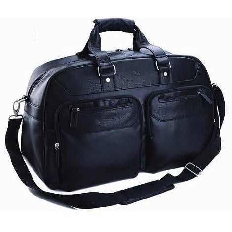 Adpel Continental Leather Travel Bag