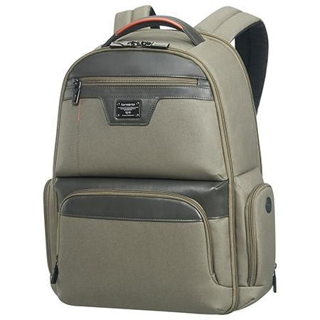 aed79dcf809 Samsonite Zenith Laptop Backpack 15.6inch | Taupe - iBags.co.za
