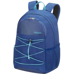 American Tourister Road Quest Laptop Backpack M 15.6'' | Deep Water Blue