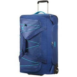 American Tourister Road Quest Duffle with Wheels 79 cm | Deep Water Blue