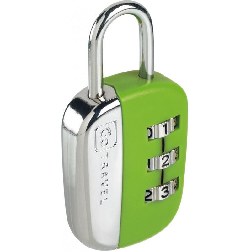Go Travel Combi Glo Lock | Grass Green