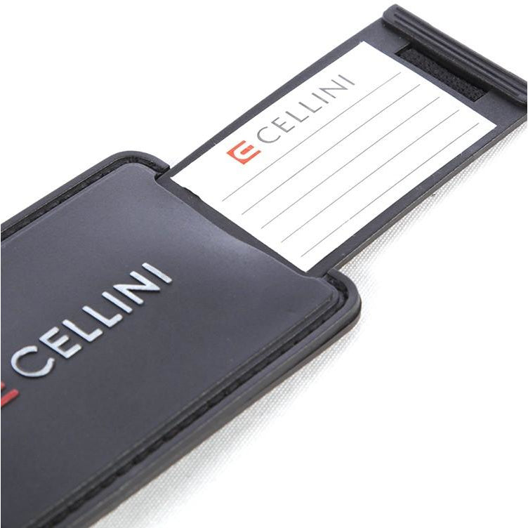 Cellini Accessories Retractable Tag | Black