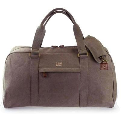 Troop London Travel Hold All Duffel Bag | Brown