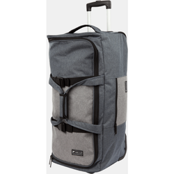 Paklite Limelite Medium 2 Wheel Trolley Duffle | Denim/Grey