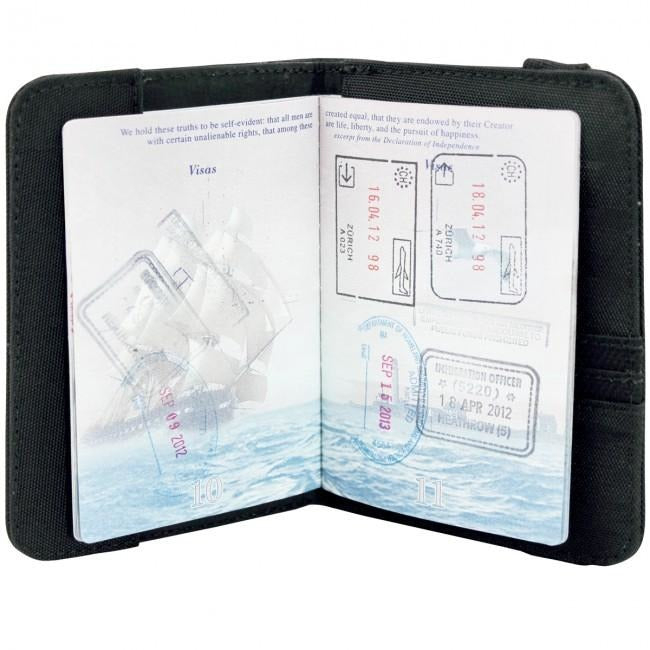 Victorinox Passport Holder with RFID Protection | Red - iBags.co.za