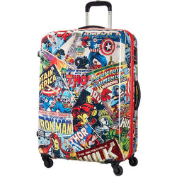 American Tourister Marvel 4-wheel 75cm large Spinner Suitcase | Multi