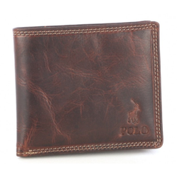 Polo Tuscany Credit Card Billfold Wallet | Brown