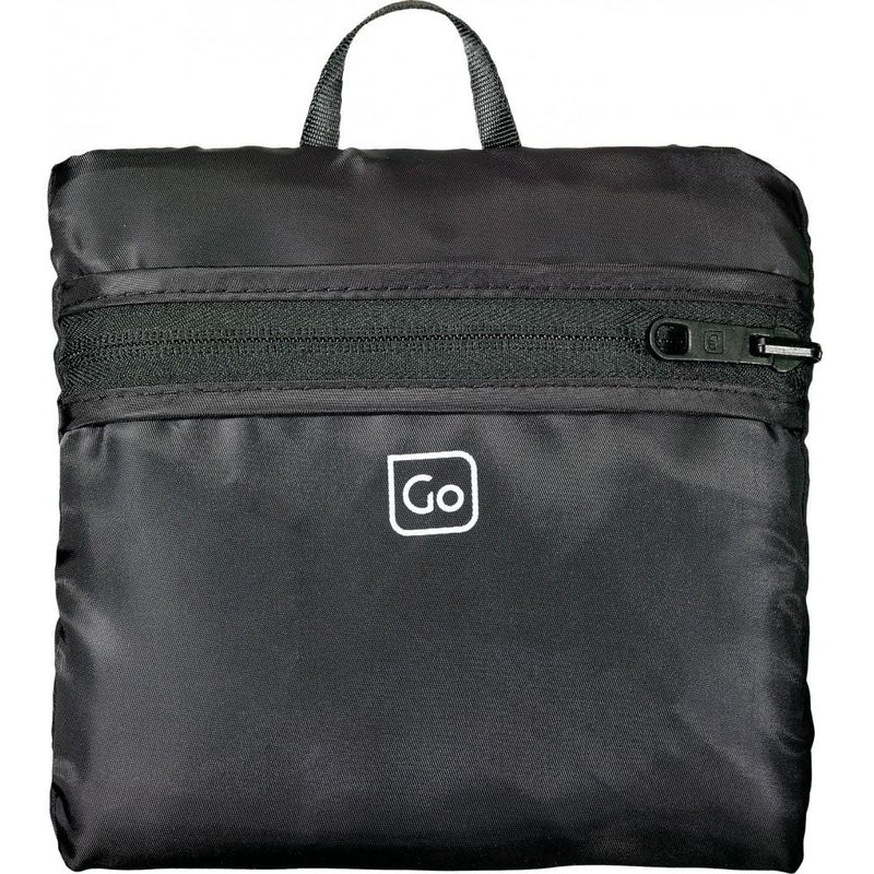 Go Travel Small Backpack (Xtra) | Liquorice Black