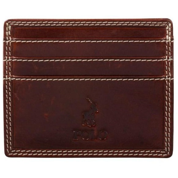 Polo Kenya Leather Insert | Brown