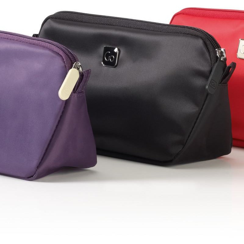 Go Travel Ladies Cosmetics Bag Purple