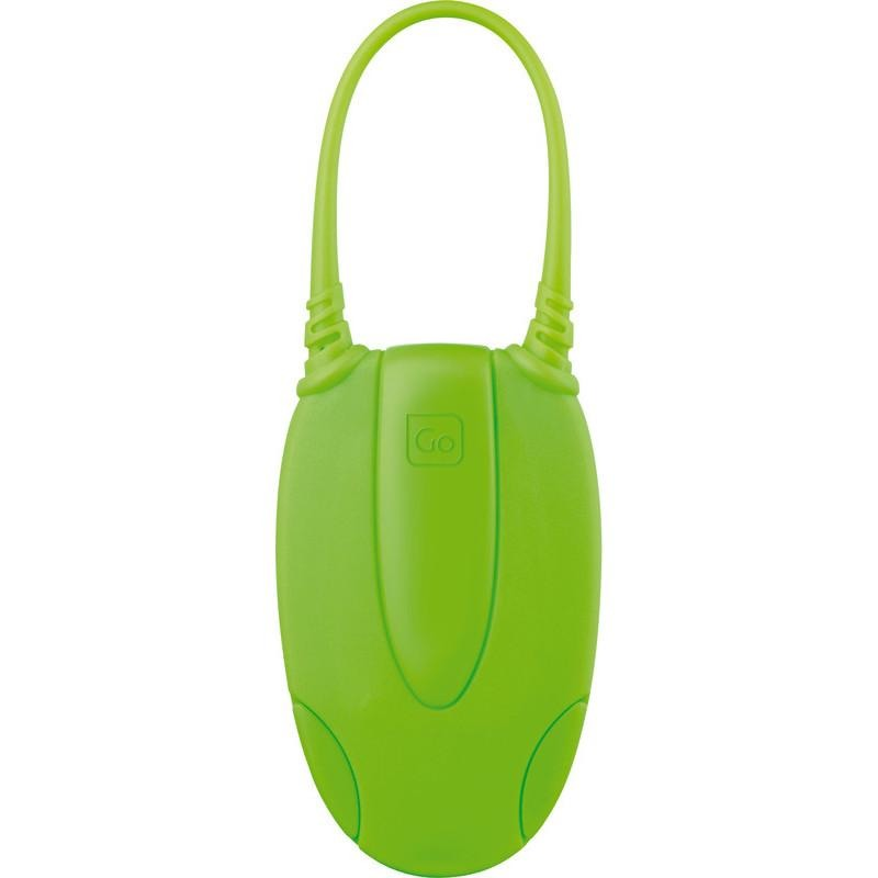 Go Travel Glo I.D Luggage Tag Green
