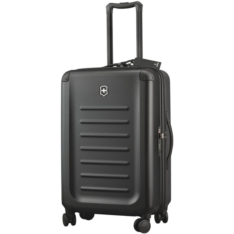 Victorinox Spectra™ 26 8-Wheel Medium Travel Case | Black