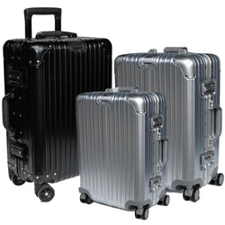 Travelmate PC/ABS Set of 3 Lock Luggage