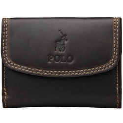 Polo Tuscany Mini Billfold Wallet | Brown