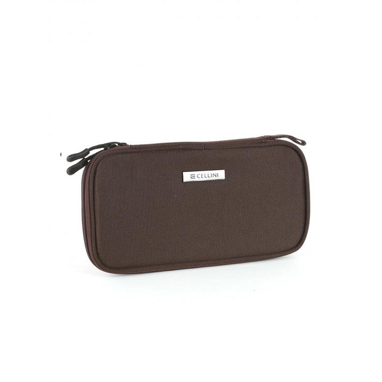 Cellini Microlite Travel Wallet | Brown
