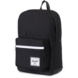Herschel Supply Company Pop Quiz Backpack | Black/Black Synthetic Leather