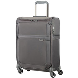 Samsonite Uplite Spinner 55cm With Top Pocket | Grey