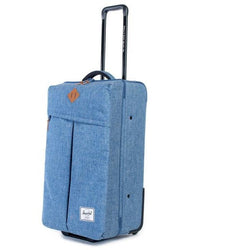 Herschel Supply Company Parcel Travel Luggage Suitcase | Limoges Crosshatch