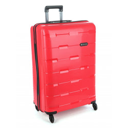 Cellini Edge 730mm 4 Wheel Trolley Case | Red