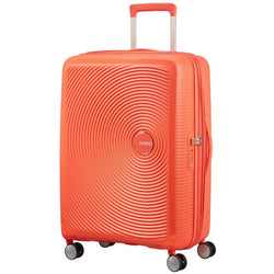 American Tourister Soundbox Spinner Expandable 67cm | Spicy Peach